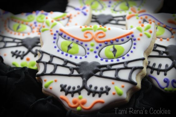 How to Make Day of the Dead Cats