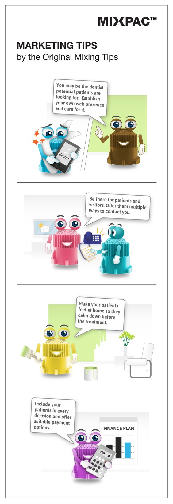 The overall impression needs to be right – tips for effectively marketing your dental clinic