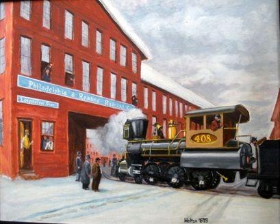 Reading Railroad Heritage Museum, Hamburg, PA