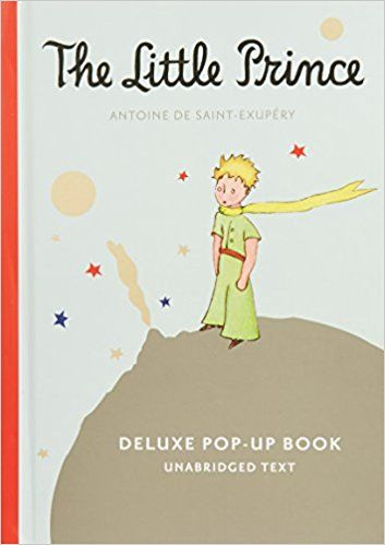 The little Prince: Antoine de Saint-Exupéry: 9780544656499: Amazon.com: Books
