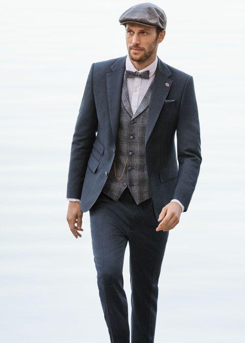 Vintageanzug Mann Anzug Hochzeit Anzug Hochzeit Hochzeitsanzug