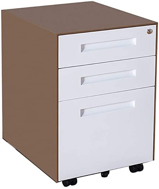 File Cabinet Lock File Cabinet 3 Layer Drawer Mobile Metal Filing Cabinet Office Lock Storage Cabinet Met Filing Cabinet Metal Filing Cabinet Locked Storage Metal file cabinet with lock