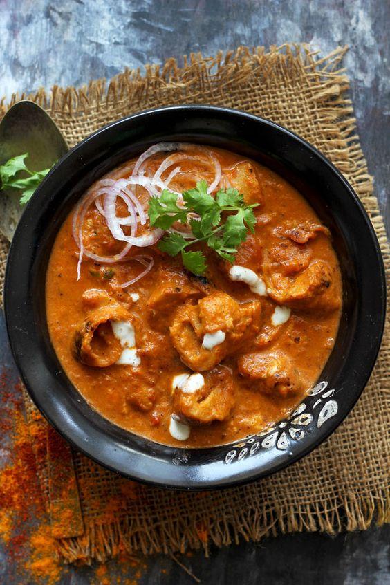 Soya Chap Curry Recipe