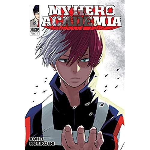 My Hero Academia Vol 5 My Hero Academia Manga My Hero Hero