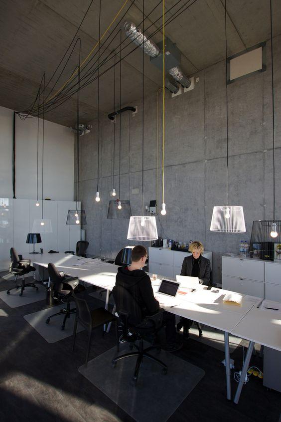 The office :: Amsterdam IJburg