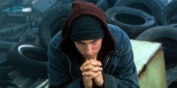 Eminem Is (Finally) Selling 'Mom's Spaghetti' T-Shirts