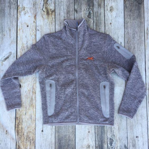AU Sweater Fleece Jacket