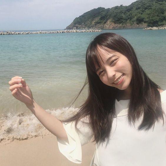 海と山本萩子アナ!