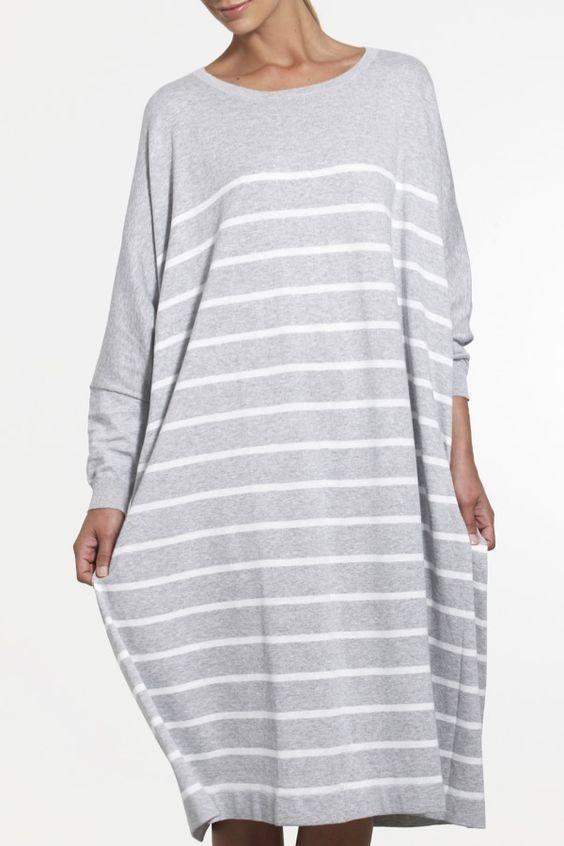 Dreamboat Dress SS2015 NINETEEN//46 NZ$249 #knitwear #fullyfashioned #summerknitwear #cotton #summer