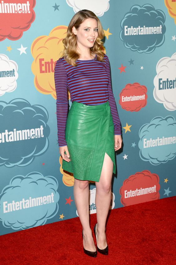 Gillian Jacobs – 2013 Entertainment Weekly Comic-Con Party, San Diego 20.07.13