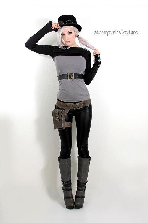 Kato's Steampunk Couture