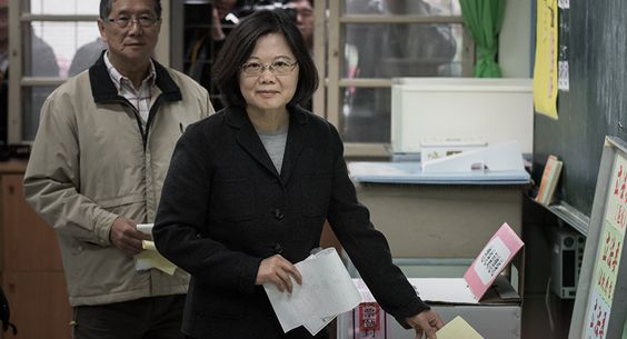 Don't Even Think About It! China Reacts Strongly to Taiwan Elections