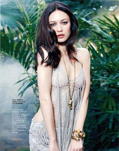 Hollywood Actress Olga Kurylenko Photos