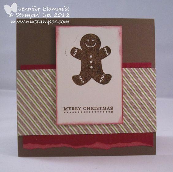 Scentsational Gingerbread Man