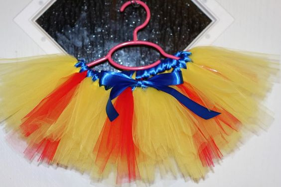 Tutorial for cutting tulle for tutus