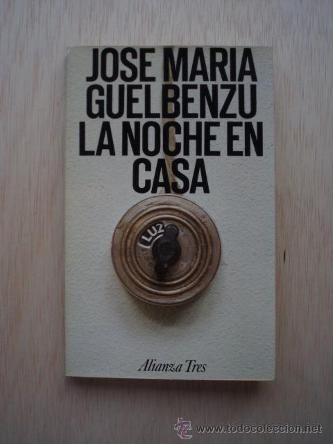 La tarde del martes 14 de abril celebramos y leemos a José María Guelbenzu