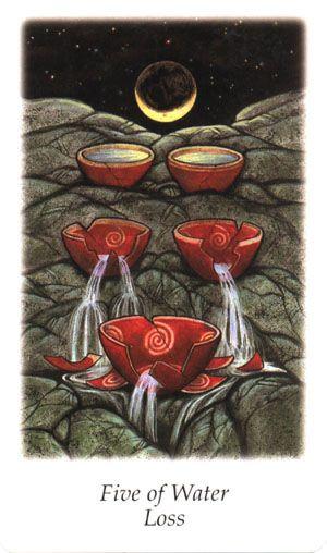 Tarot, Tarot Decks And Water On Pinterest