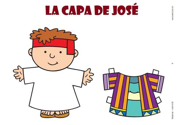 ME ABURRE LA RELIGIÓN: JOSÉ Y SU TÚNICA DE COLORES