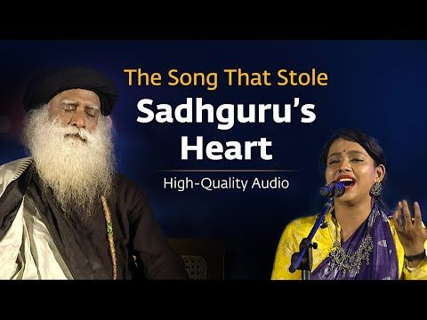 Sojugada Sooju Mallige Ananya Bhat Sounds Of Isha Live At Mahashivratri Sadhguru Youtube In 2020 Human Well Being Songs Sound