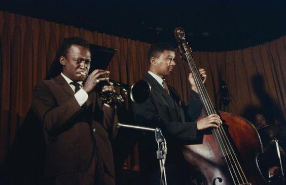 Miles Davis & Paul Chambers