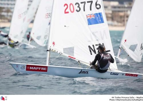 Sailing world cup Palma 2014