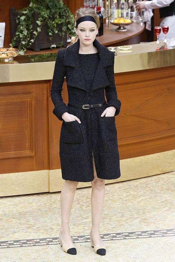 Chanel Otoño Invierno 2015/16 - Foto 10 - Chanel Otoño Invierno 2015/16 - TELVA.com