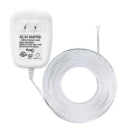 24 Volt Transformer C Wire Power Adapter For Nest Honeyw Https Www Amazon Com Dp B075pn6ncv Ref Cm Sw R Pi Dp In 2020 Smart Thermostats Smart Wifi Power Adapter