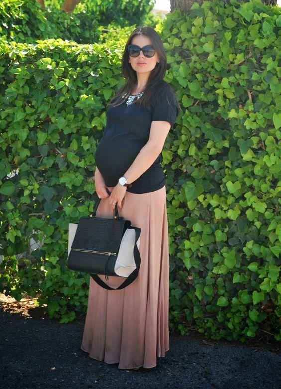 Pregnant Skirt 40