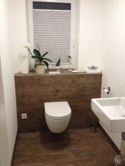 Bildergebnis für gästetoilette schmal Bad Pinterest Toilet - badezimmer ideen für kleine bäder