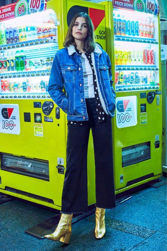 'Tokyo Journey' Alma Jodorowsky for MANGO F/W 2016 Campaign
