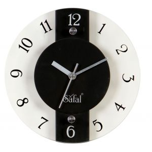 Wall Clock With Black Sphere In Center Mebelkart Wall Clock Wall Clock Online Clock