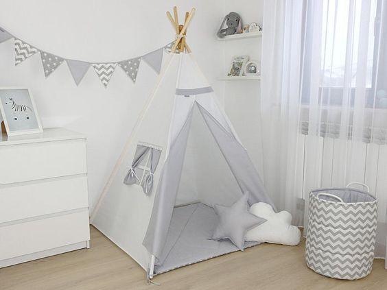 tenda si kecil