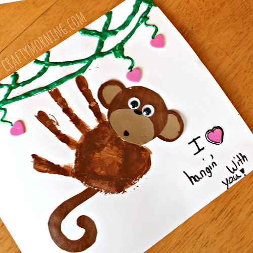 valentine's day monkey stuffed animal