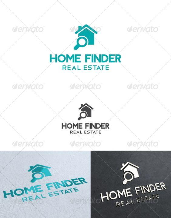 Home Finder Real Estate Logo.jpg (590×754)