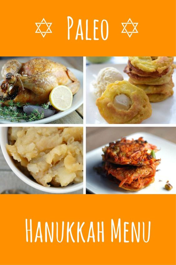 Paleo Hanukkah Menu with Easy Recipes | Elana's Pantry