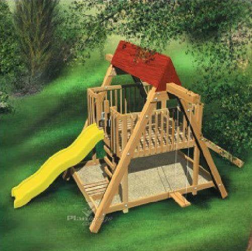 Kids Slide Plans DIY Toddler Backyard Playground Playset For Indoor Outdoor