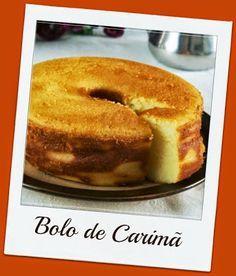 Receita de Bolo de Carimã. http://papjerimum.blogspot.com.br/2015/05/carima-cardapio-indigena-que.html