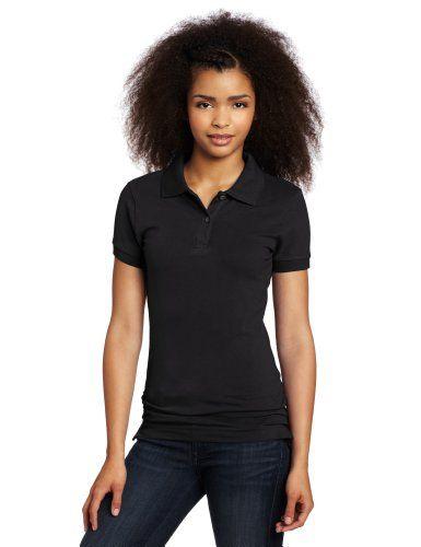Lee Uniforms Juniors Stretch Pique Polo, Black, Small Lee http://www.amazon.com/dp/B008X2IB3U/ref=cm_sw_r_pi_dp_zorPub0KP7BXE