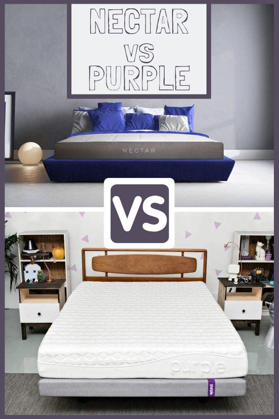 Nectar Vs Purple Mattress Our 2020 In Depth Comparison Boxed Mattress Purple Mattress Mattresses Reviews Purple Mattress Reviews