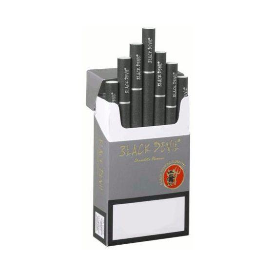 Sobranie cigarettes shop