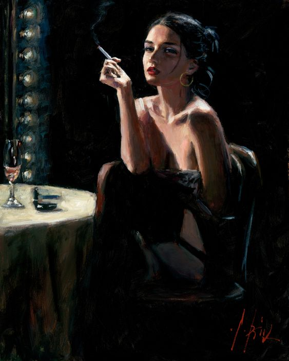 Fabian Perez - Performa's Break
