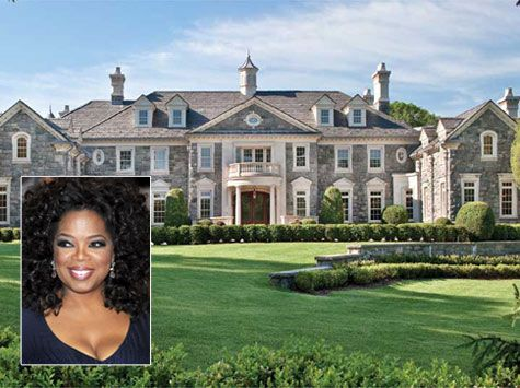Oprah Has The Best House Ever Dream Home Pinterest