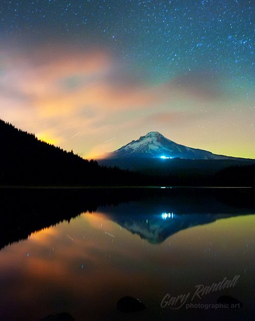 Lovely Lightly Lit Luminance (by Gary Randall)