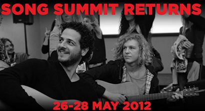 APRA's Song Summit @ Sydney Convention & Exhibition Centre, 26-28 May 2012