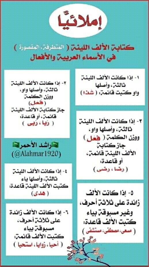 Pin By سنا الحمداني On علم النحو Learn Arabic Language Arabic Language Arabic Lessons
