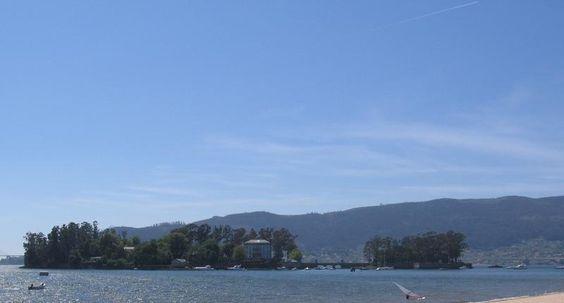 Isla de San Simón (Pontevedra)