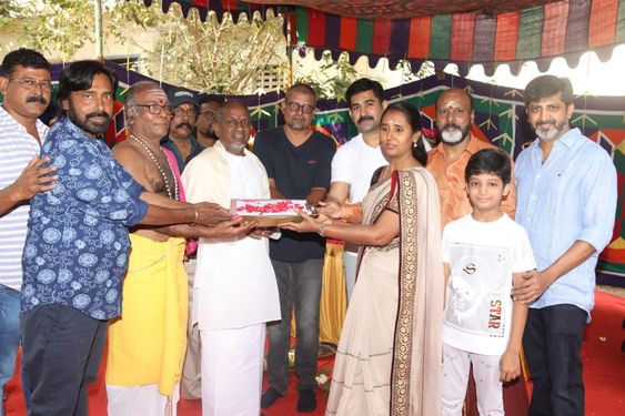 Vijay Antony's Tamilarasan Movie Launch