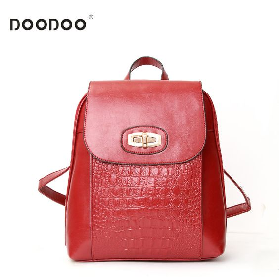 Find More Casual Daypacks Information about New arrival Alligator Pattern women fanshion satchel classics leather backpack free shipping ZX3086,High Quality backpackers world,China backpack women Suppliers, Cheap backpack gold from Giupel Bags on Aliexpress.com