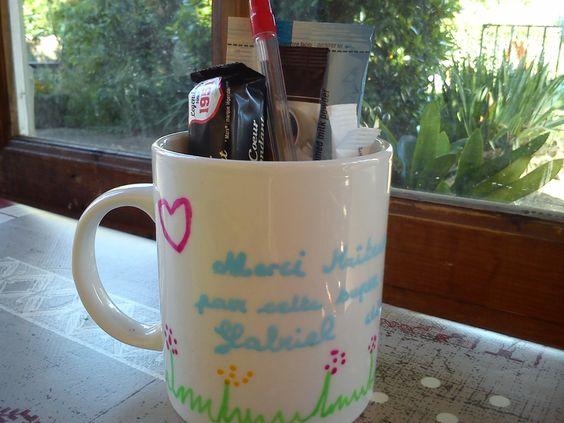 Cadeaux Home made pour instits