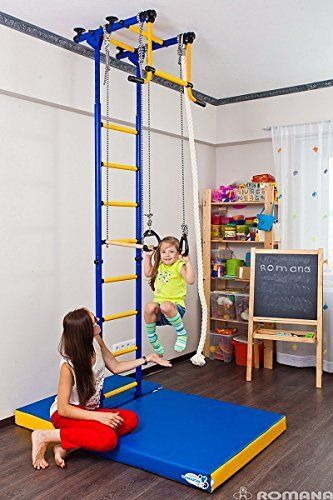 Playground set gymnastic rings and home gyms on pinterest